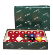 Aramith Snooker Ball Set.