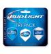 Bud Light Standard Tri-Pack Flights