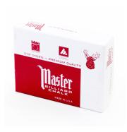 Master Billiard Chalk, 12 Per Box Blue