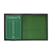 The Cricketeer BackBoard ScoreBoard - Green